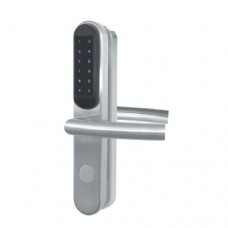 I-Tec iFP Access Control Door Handle - Finger Print Reader & Code Touch Pad (I-Tec iFP Biometric reader) Grant Haze Architectural Ironmongers and Builders Merchants