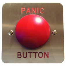 Asec Red Dome Panic Button