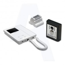 Videx 4K Video 1 Way Intercom Kit (Videx 4K Video 1 Way Intercom Kit) Grant Haze Architectural Ironmongers and Builders Merchants