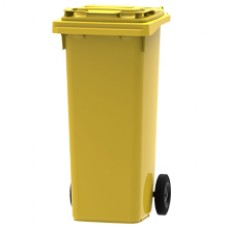 140 Litre Wheelie Bin - Various Colours (WHEELBIN140) Grant Haze Architectural Ironmongers and Builders Merchants