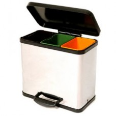 Triple Recycling Bin 33 Litres (RECYCLEBIN) Grant Haze Architectural Ironmongers and Builders Merchants