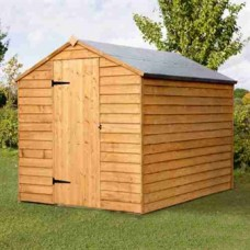 Contractor Overlap Shed (SHED) Grant Haze Architectural Ironmongers and Builders Merchants