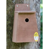 Small Bird Box 32mm hole