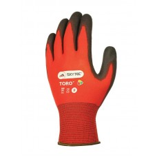 Toro Red Full Finger Glove