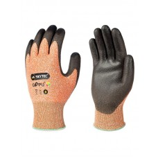 G3 Orange PU Full Finger Palm Glove