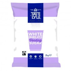 Tate & Lyle White Vending Sugar 2kg
