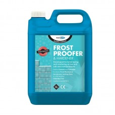 Frostproofer and Rapid Hardener 5 Ltr