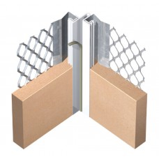 587 Internal Corner Movement Bead (587) Grant Haze Architectural Ironmongers and Builders Merchants