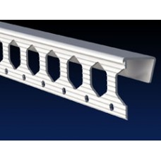 EB12/EB15 Clip-On Plasterboard Edge Bead (EB12/EB15) Grant Haze Architectural Ironmongers and Builders Merchants