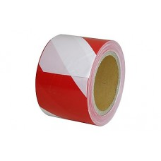 Barrier Tape Red/White (TAPEBARRIER500) Grant Haze Architectural Ironmongers and Builders Merchants