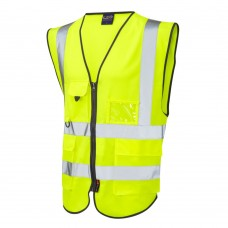 Superior Hi-Vis Pocketed Waistcoat