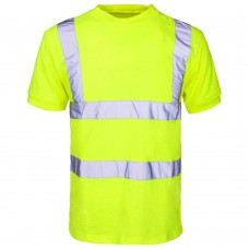 Hi-Vis T-Shirt and Polo Shirt