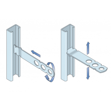 SD25 Wall Ties (SD25) Grant Haze Architectural Ironmongers and Builders Merchants