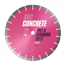 SR12 Concrete Diamond Blade
