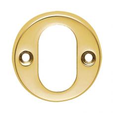 Classic Oval Escutcheon - AA245