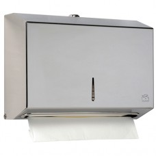 Stainless Steel Mini Paper Towel Dispenser - BC918 (BC918) Grant Haze Architectural Ironmongers and Builders Merchants