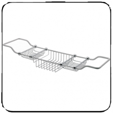 Extendable Bath Rack - LE01 (LE01) Grant Haze Architectural Ironmongers and Builders Merchants