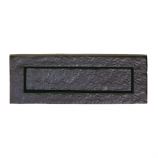 Traditional Black Antique Letter Plate - LF5524 (LF5524) Grant Haze Architectural Ironmongers and Builders Merchants