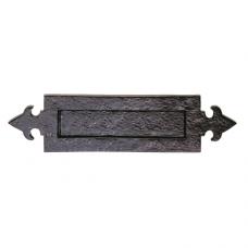 Fleur De Lys Letter Plate - LF5525 (LF5525) Grant Haze Architectural Ironmongers and Builders Merchants