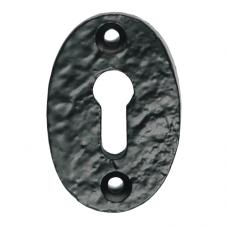 Standard Profile on Oval Shape Escutcheon - LF5539U (LF5539U) Grant Haze Architectural Ironmongers and Builders Merchants
