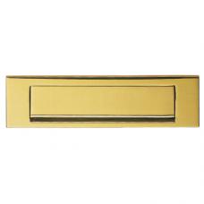 Plain Letter Plate Gravity Flap - M36G (M36G) Grant Haze Architectural Ironmongers and Builders Merchants