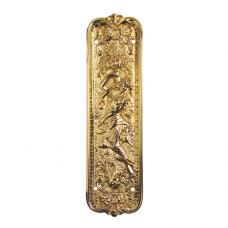 Art Nouveau Finger Plate - MB2