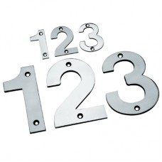 Classic Door Numerals - N3
