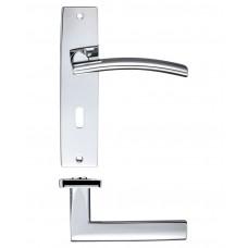 Amalfi Lever on Lock Backplate - ZPZ081 (ZPZ081) Grant Haze Architectural Ironmongers and Builders Merchants