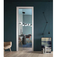 Pocket Door Glass Conversion Kit