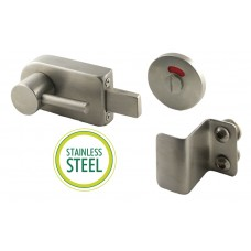 Lever Arm Stainless Steel Indicator Bolt (SA3177) Grant Haze Architectural Ironmongers and Builders Merchants