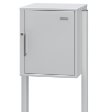 DAD P-3 Freestanding Secured delivery parcel box with legs