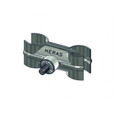 Heras Anti-Tamper Fence Couplers