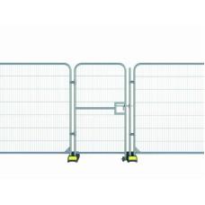 Heras Pedestrian Access Gate