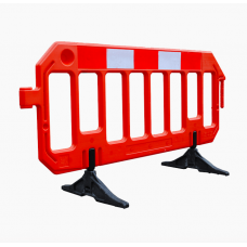 Road Barrier - Chapter 8 Compliant