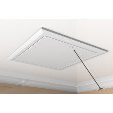 Hinged Plastic Airtight Loft Hatch (Insulated Loft Doors) (P1169/P1169-35) Grant Haze Architectural Ironmongers and Builders Merchants