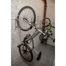 APEX Galvanised Cycle Stand