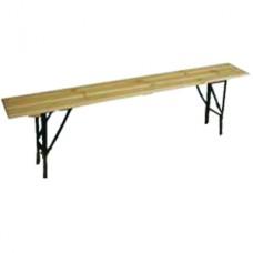 Folding Canteen Bench