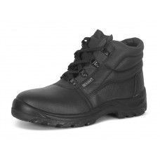 Safety Chukka 4 D-Ring Boot
