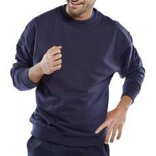 Navy Sweat Shirt
