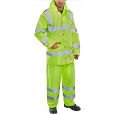 Lightweight Rain Suit EN471 EN343