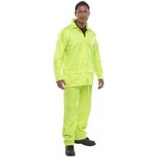 Two Piece Lightweight Rain Suit