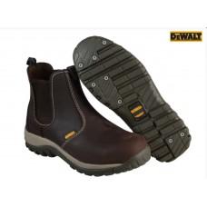 DeWalt Radial Safety Brown Boot