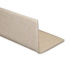 Solid cardboard edge protectors