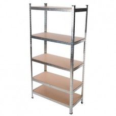 5-Tier Boltless Freestanding Shelving Unit