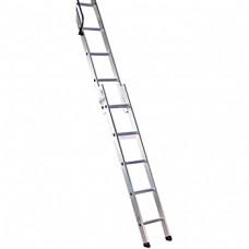 2 Way Aluminium Loft Ladder