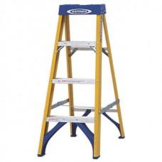 Fibreglass Trade Step Ladder