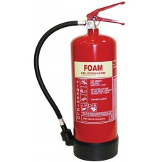 AFF Foam Fire Extinguisher (Class A, B & C) (EXTINGFOAMX) Grant Haze Architectural Ironmongers and Builders Merchants