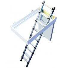 Fixed Telescopic Loft Ladder