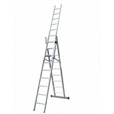 Aluminium combination ladder