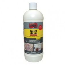 Toilet and Drain Cleaner